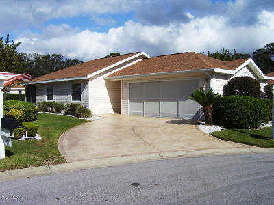 Spruce Creek So Single Family Home For Sale: 10013 SE 175 Place
