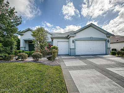 Summerfield Single Family Home For Sale: 9132 SE 130th Loop