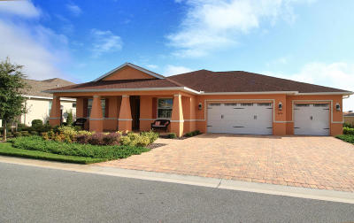 Ocala Single Family Home For Sale: 8674 SW 94th Circle