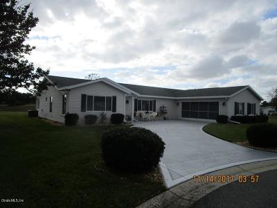 Summerfield Single Family Home For Sale: 10378 SE 179th Place