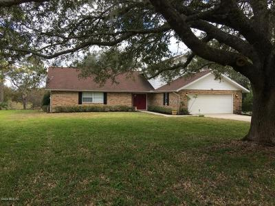 Single Family Home For Sale: 171 W Country Club Drive