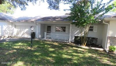 Marion County Single Family Home For Sale: 8973 SW 94 Lane #B