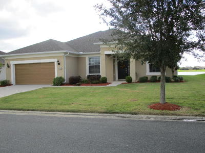 Ocala Single Family Home For Sale: 9792 SW 75th Street Road