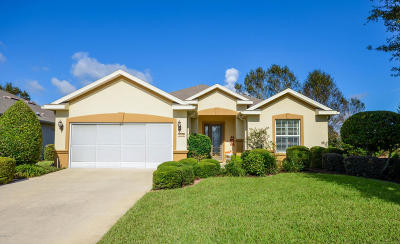 Ocala Single Family Home For Sale: 6481 SW 92nd Circle