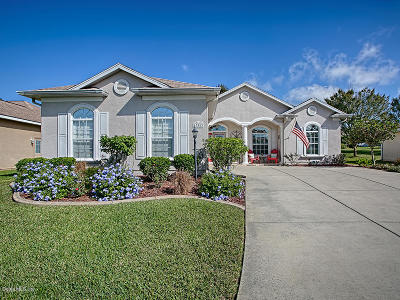 Summerfield Single Family Home For Sale: 17383 SE 110 Terrace