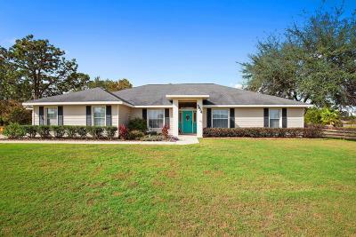 Single Family Home For Sale: 5634 NE 61st Avenue Road