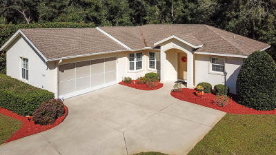 Dunnellon Single Family Home For Sale: 10051 SW 189th Court