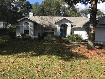 Marion County Rental For Rent: 8820 SW 190 Circle