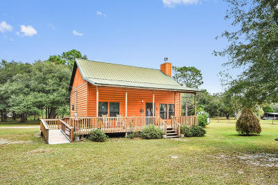Marion County Farm For Sale: 16379 NW 130th Street