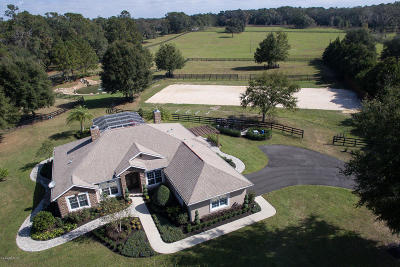 Ocala Farm For Sale: 4785 NW Hwy 225a