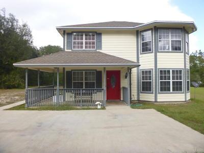 Marion County Single Family Home For Sale: 17095 NE 141 Court