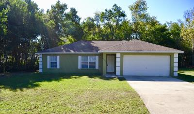 Summerfield Single Family Home For Sale: 4250 SE 138th Street