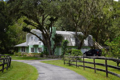 Ocala Farm For Sale: 1155 SE 95th Street