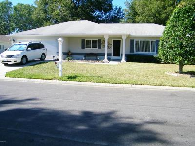 Dunnellon Single Family Home For Sale: 14435 SW 112th Circle