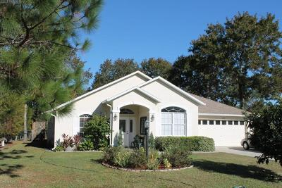Marco Polo Vlg Single Family Home For Sale: 11052 SW 53rd Circle