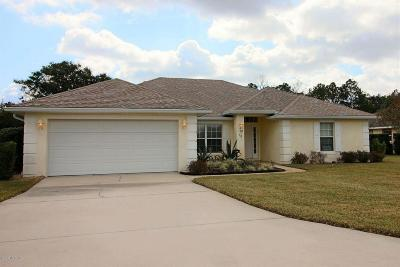 Marion County Single Family Home For Sale: 34 Sunrise Court