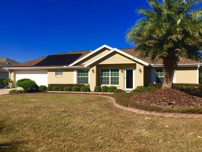 Ocala Single Family Home For Sale: 4613 NW 31st Street