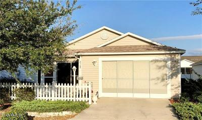 The Villages Single Family Home For Sale: 2169 Oakley Avenue