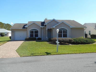 Ocala Single Family Home For Sale: 7354 SW 115th Place