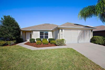 Summerfield Single Family Home For Sale: 8601 SE 133 Street