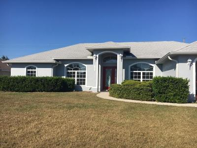 Ocala Single Family Home For Sale: 2857 SW 142nd Lane