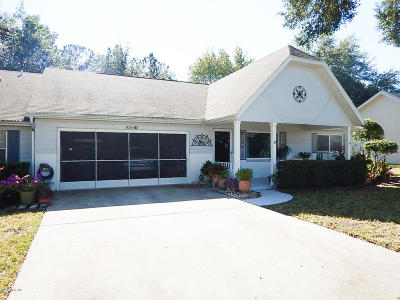 Ocala Single Family Home For Sale: 9068 SW 82nd Terrace #D