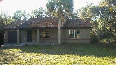 Marion County Rental For Rent: 219 Oak Circle