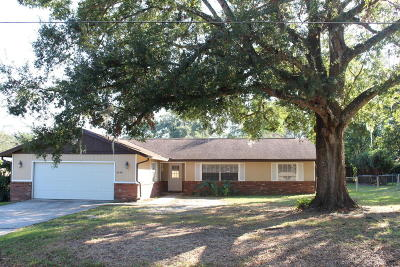 Ocala Single Family Home For Sale: 2146 NE 10th Street