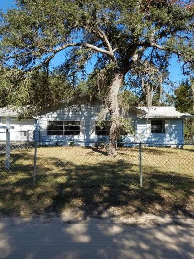 Single Family Home For Sale: 17201 NE 38th Lane Road