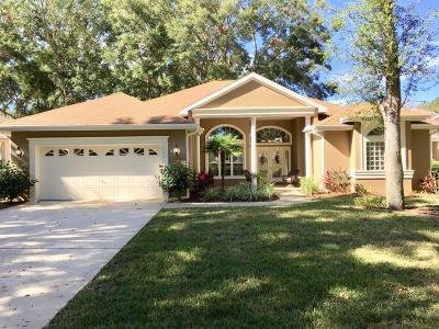 Ocala Single Family Home For Sale: 10711 SW 71st Circle
