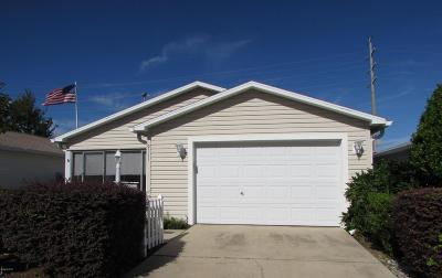 The Villages Condo/Townhouse For Sale: 9311 SE 173rd Surrey Lane