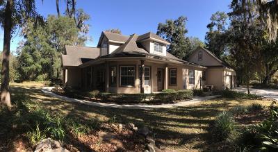 Ocala Single Family Home For Sale: 7699 SE 12th Circle