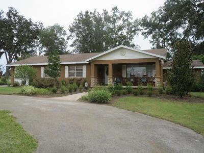 Williston Farm For Sale: 16590 W Highway 316