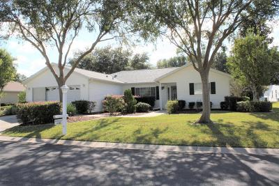 Lake County, Marion County Single Family Home For Sale: 11266 SW 139th Street