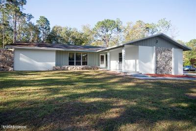 Dunnellon Single Family Home For Sale: 9480 SW 202nd Ave Road