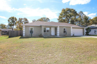 Single Family Home Pending: 26 Pecan Run Hbr