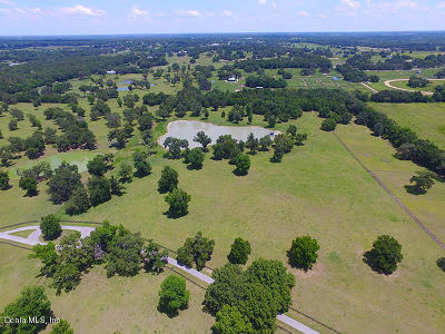 Ocala Residential Lots & Land For Sale: NW 95th Avenue