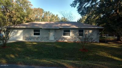 Ocala Single Family Home For Sale: 5565 NW 58th Street