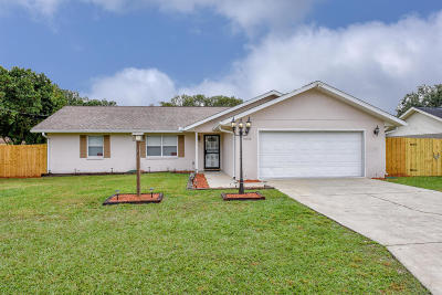 Belleview Single Family Home For Sale: 10739 SE 44th Terrace