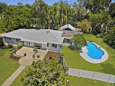 Ocala Single Family Home For Sale: 1123 SE 13th Avenue