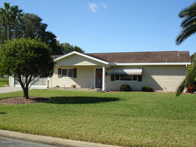 Spruce Creek So Single Family Home For Sale: 17770 SE 102 Terrace