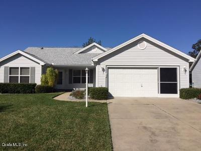 The Villages Single Family Home For Sale: 806 San Salvador Drive