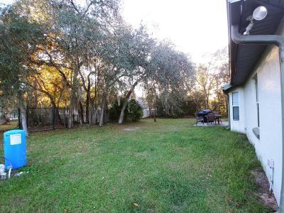 Ocala Single Family Home For Sale: 7 Hemlock Circle Trace