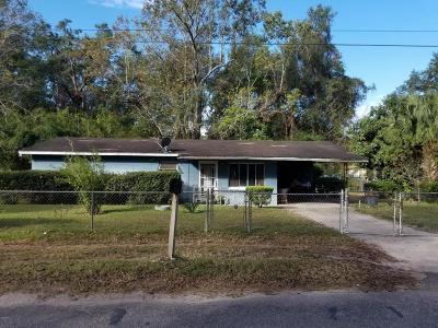 Ocala Single Family Home For Sale: 110 NW 24th Avenue