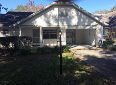 Ocala Condo/Townhouse For Sale: 8851 SW 92nd Place #C