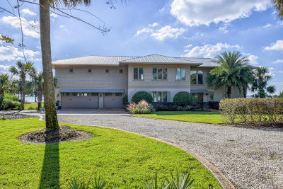Ocklawaha FL Single Family Home For Sale: $1,350,000