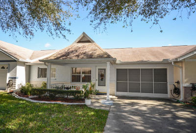 Ocala Condo/Townhouse For Sale: 9661 SW 95th Court #C