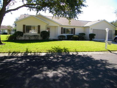 Dunnellon Single Family Home For Sale: 11554 SW 140th Loop