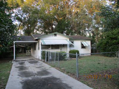 Ocala Single Family Home For Sale: 1315 NE 53rd Street