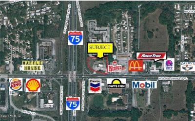 Ocala Residential Lots & Land For Sale: 3637 W Silver Springs Boulevard